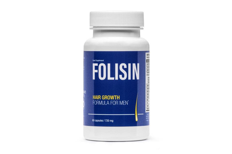 Folisin – Hair Loss